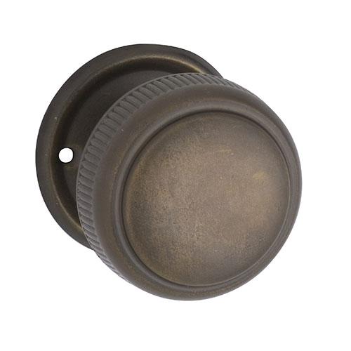 0852 Rim Lock Knob Set